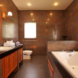 Villa2 - Master Bathroom