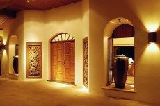 Villa 1 - Villa Entrance