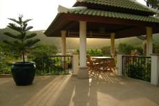 Villa 1 - Poolside Sala