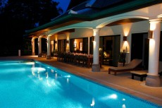 Villa 1 - Poolside Terrace