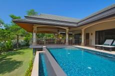Villa 2 - Pool Terrace