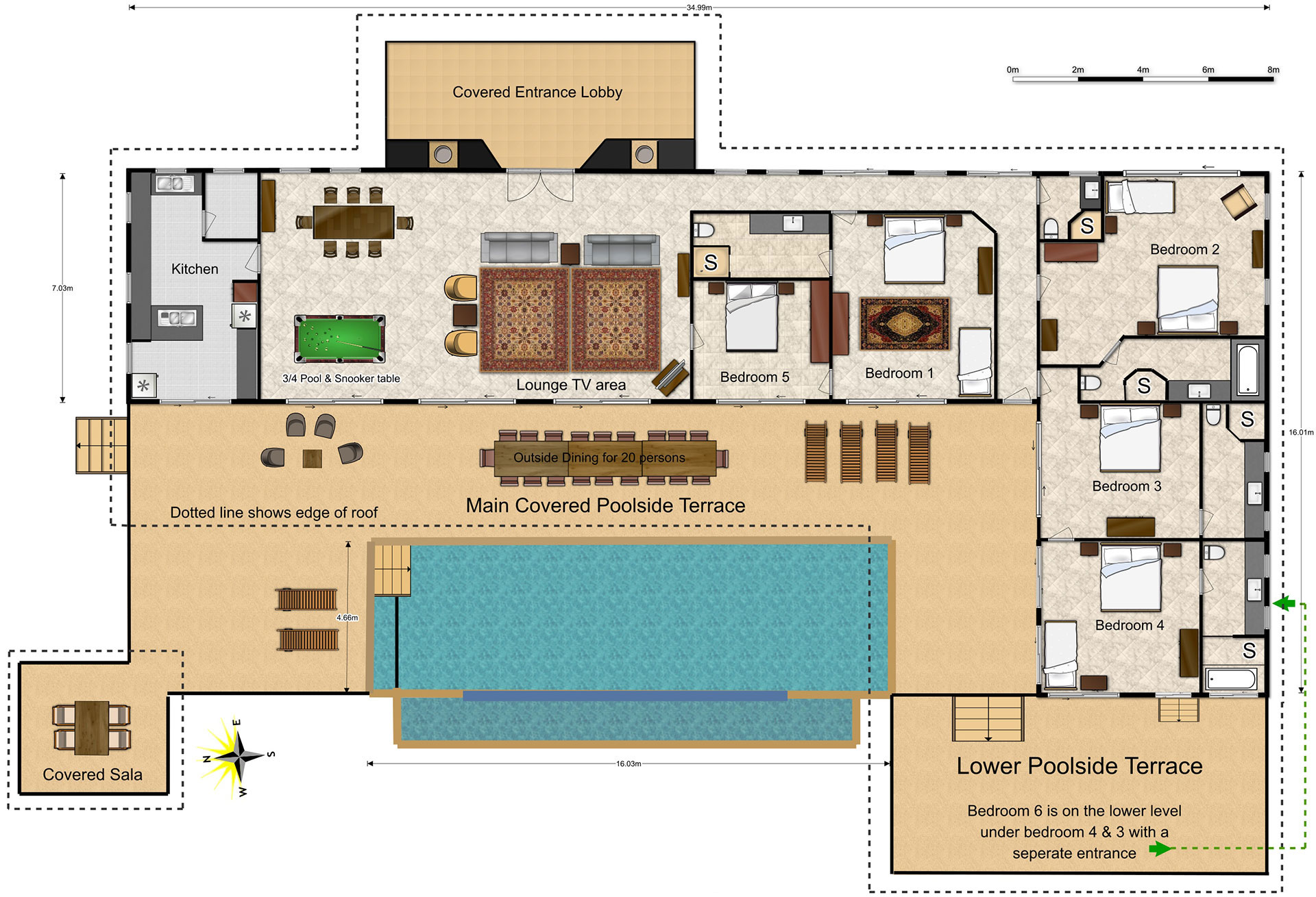 Villa1-Floorplan